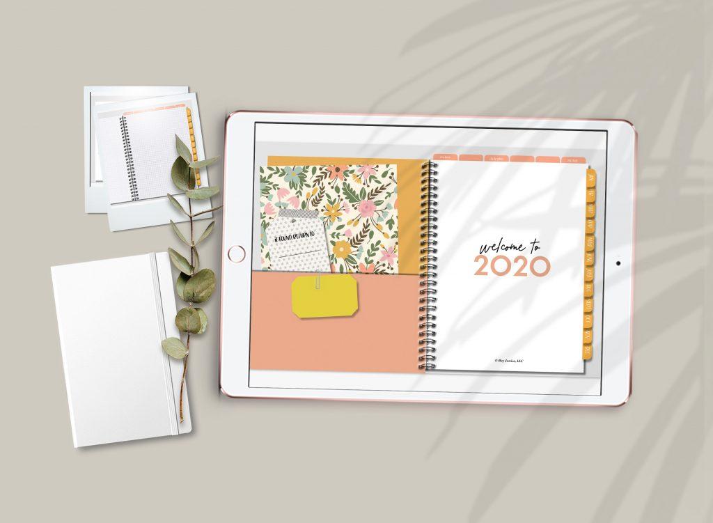 Digital Planner for Digital Planning