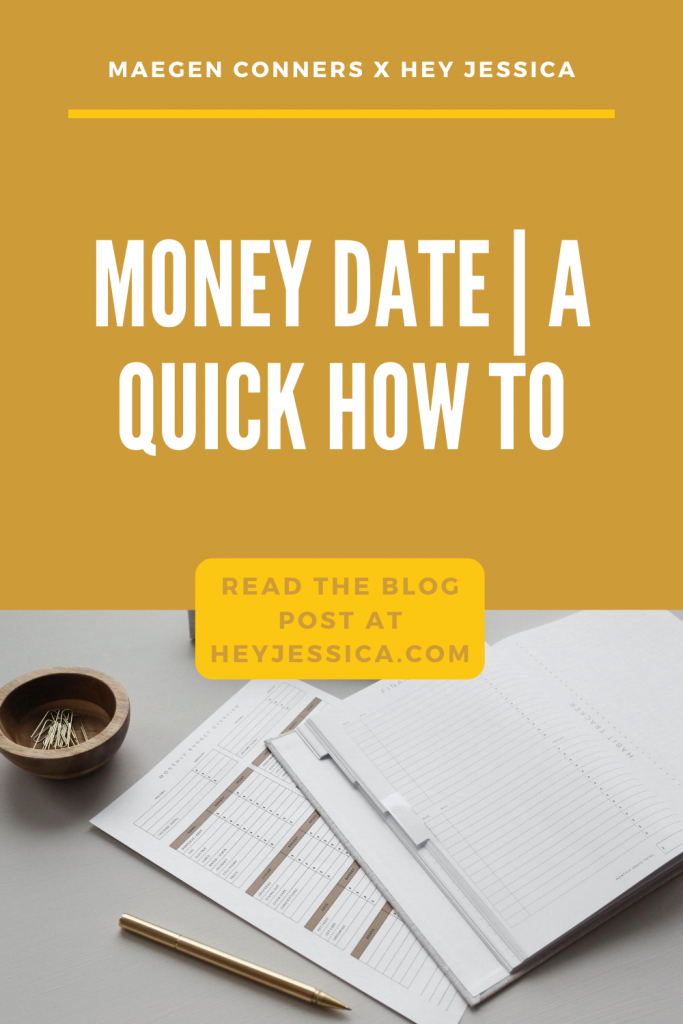 Money Date | A Quick How To