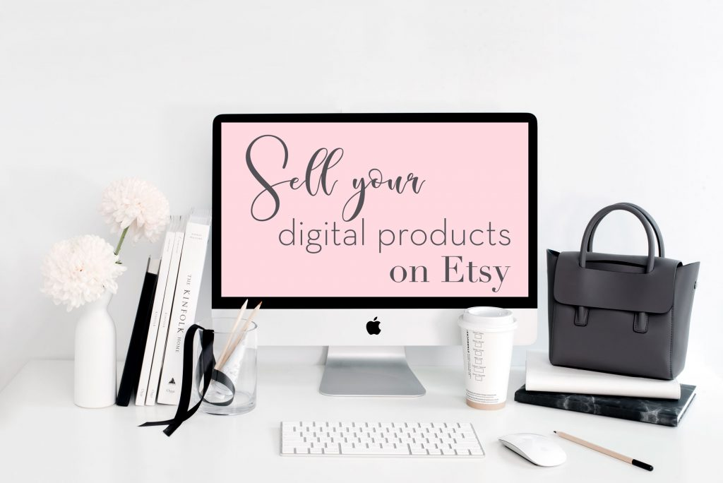 How to set up an Etsy store for digital products
