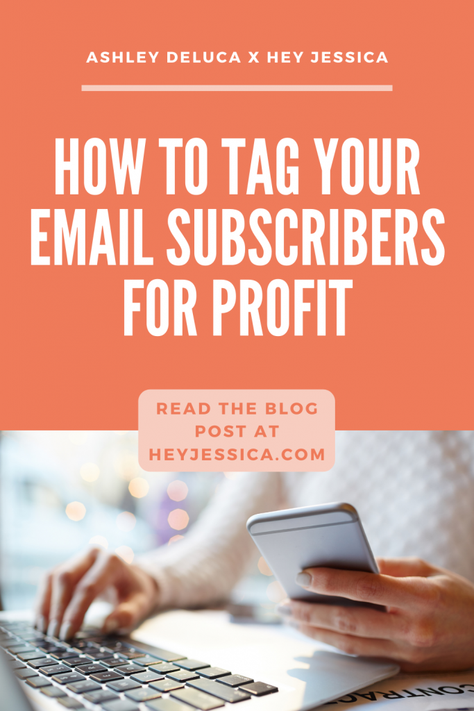 How to tag your email subscribers for profit
