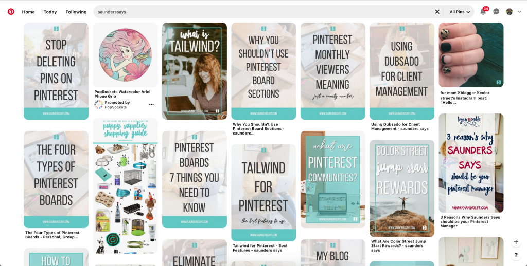 What images work best for Pinterest marketing?