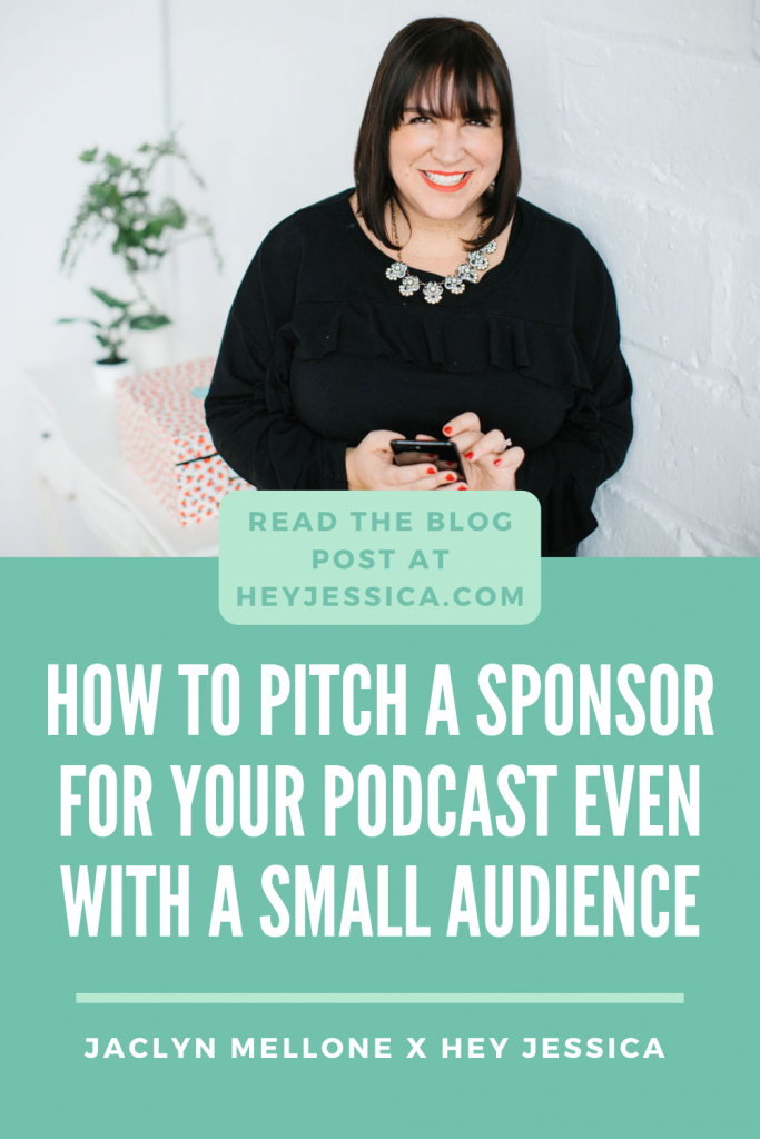 How to Pitch a Sponsor for your Podcast even with a small audience