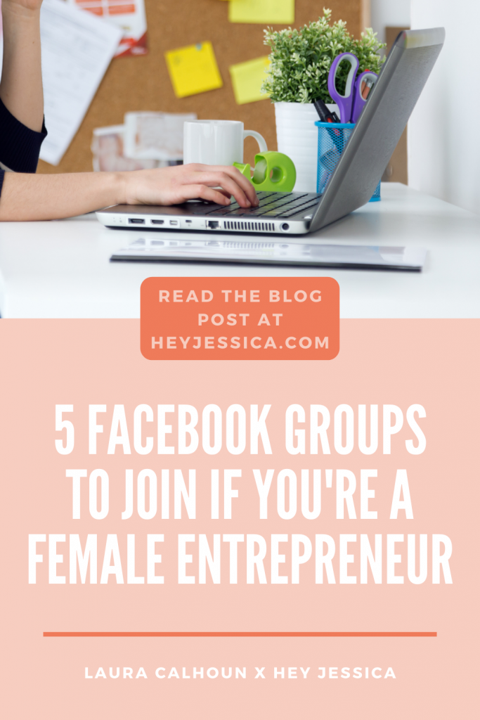 5 Facebook groups to join if you're a female entrepreneur