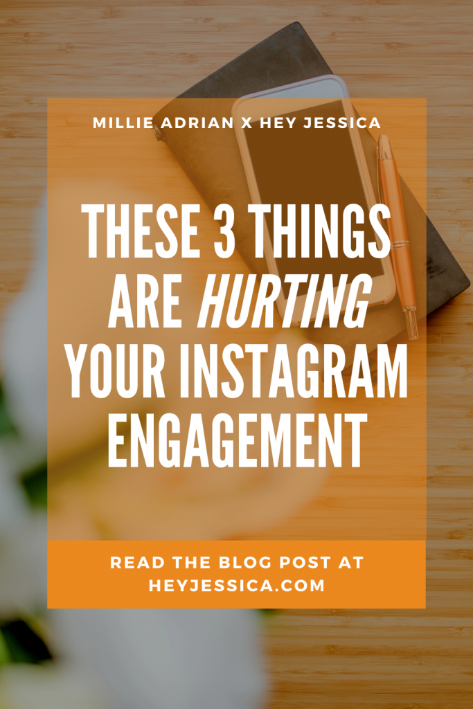 3 things hurting your Instagram engagement