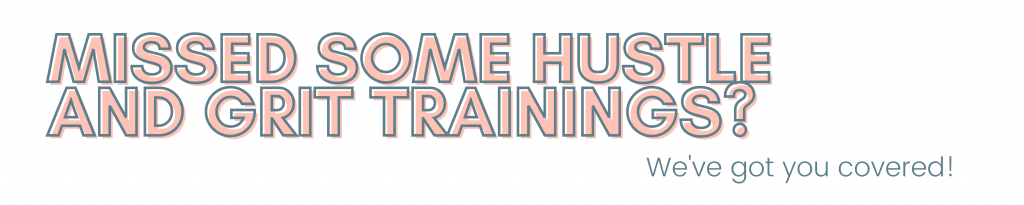 Hustle & Grit Club bundles