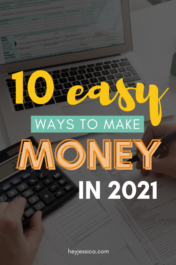 10 easy way to make money
