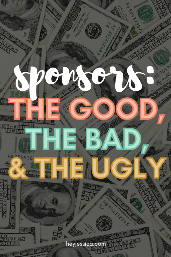 brand deals and sponsorships
