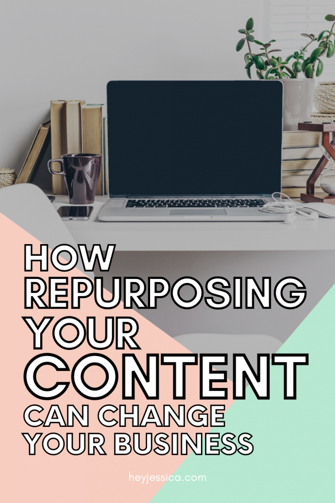 How repurposing your content could change your business